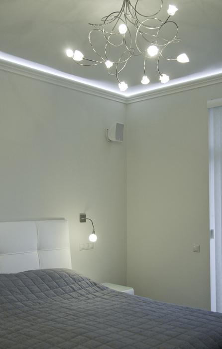 Фото № 24325 спальня  Квартира
