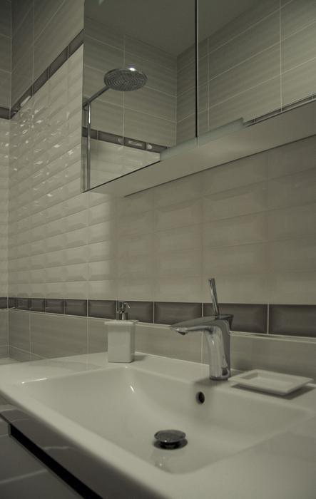 Квартира. ванная из проекта , фото №24322