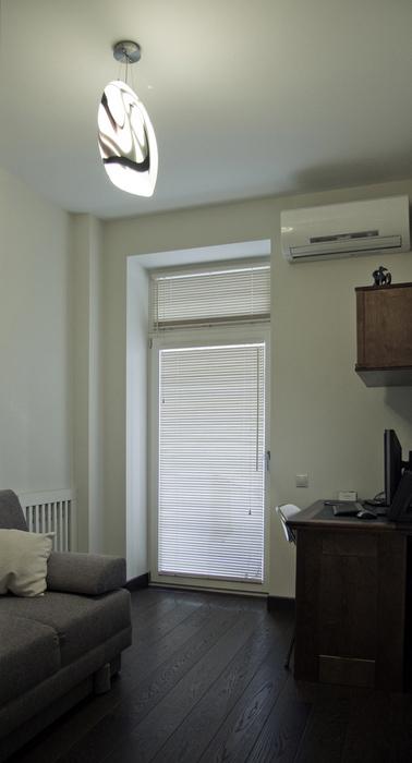 Квартира. кабинет из проекта , фото №24330