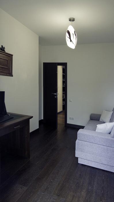 Квартира. кабинет из проекта , фото №24333