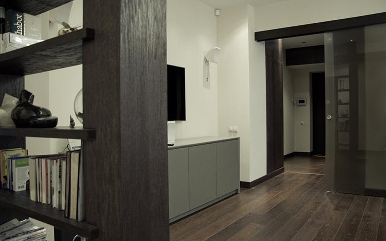 Квартира. гостиная из проекта , фото №24317