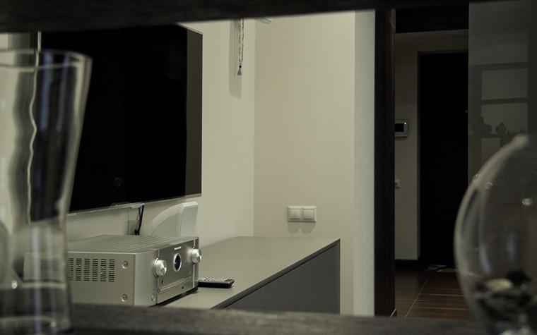 Квартира. гостиная из проекта , фото №24318
