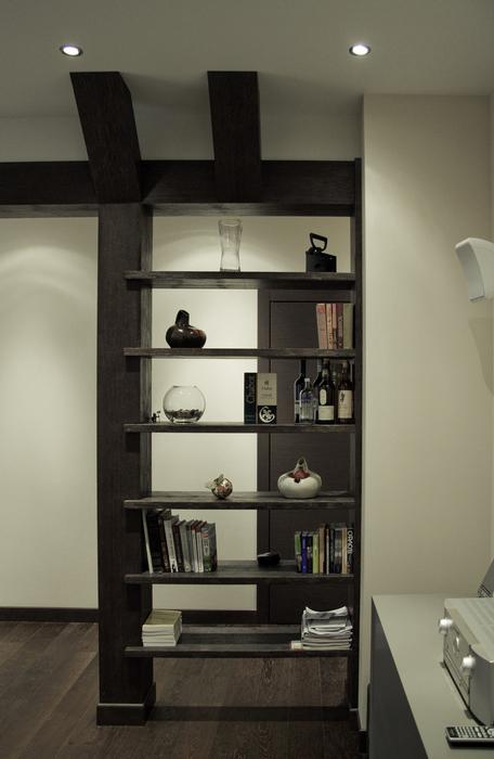Квартира. гостиная из проекта , фото №24319