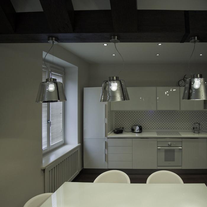 Квартира. кухня из проекта , фото №24315