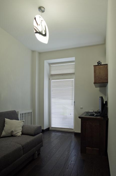 Квартира. кабинет из проекта , фото №24334