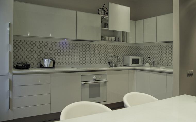 Квартира. кухня из проекта , фото №24310