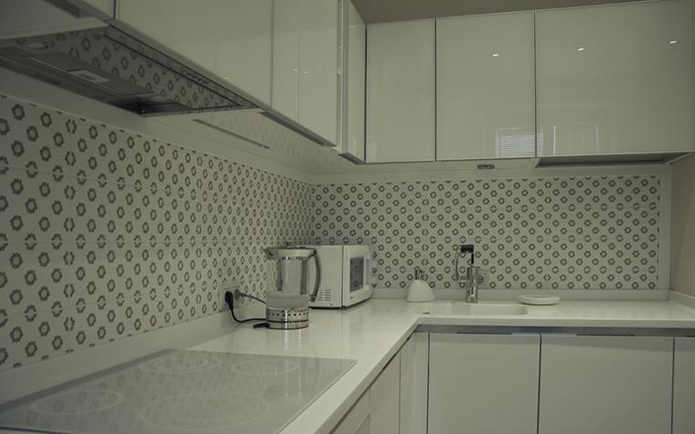 Квартира. кухня из проекта , фото №24311