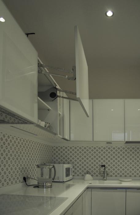 Квартира. кухня из проекта , фото №24312
