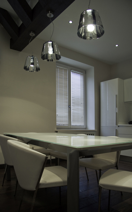 Квартира. кухня из проекта , фото №24313