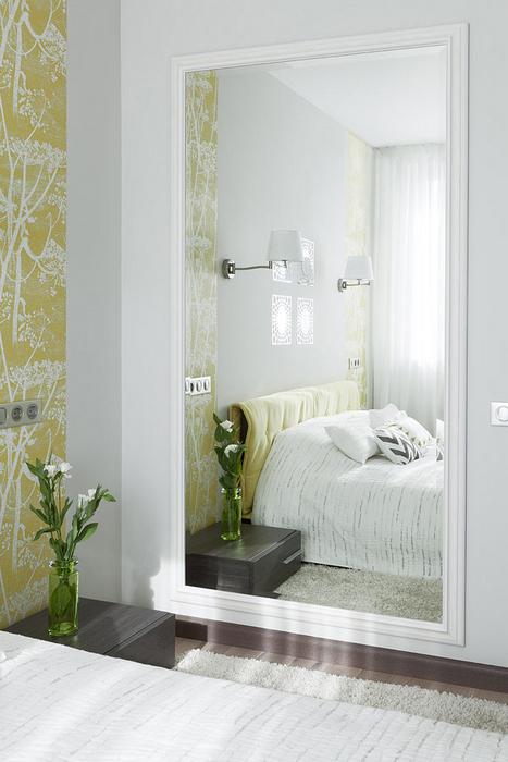 Фото № 24374 спальня  Квартира