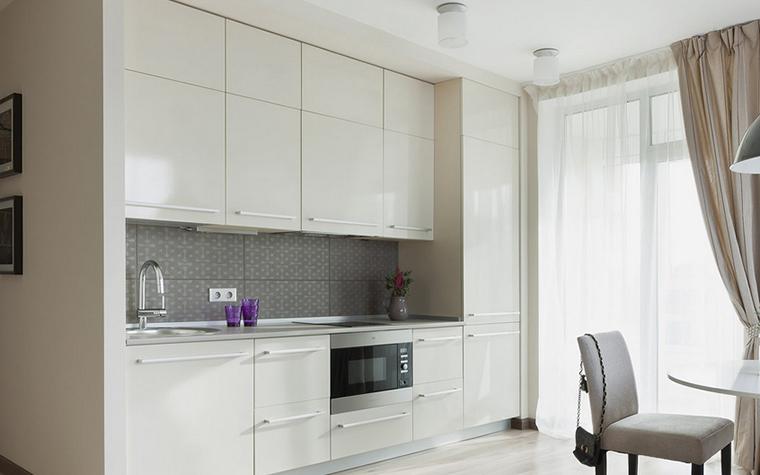 Фото № 24367 кухня  Квартира