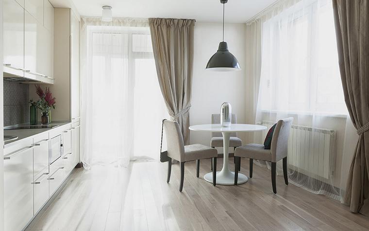Фото № 24364 кухня  Квартира