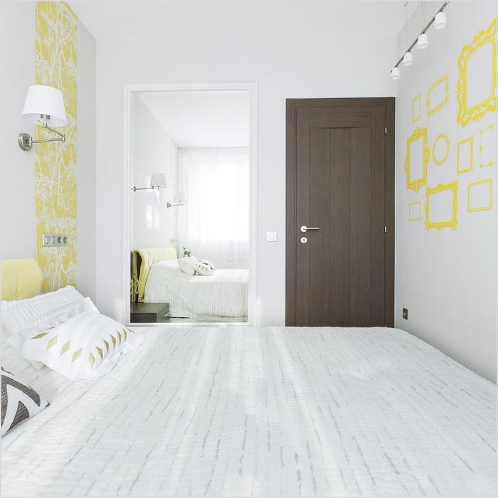 Фото № 24371 спальня  Квартира