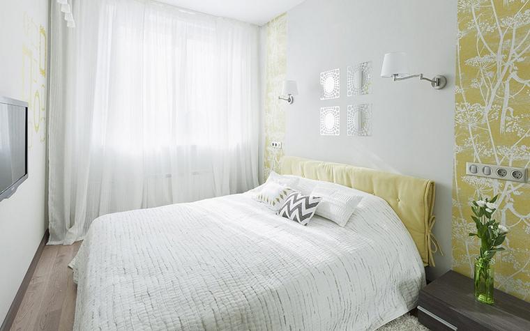 Фото № 24372 спальня  Квартира