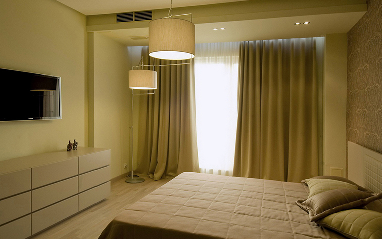 Фото № 24394 спальня  Квартира
