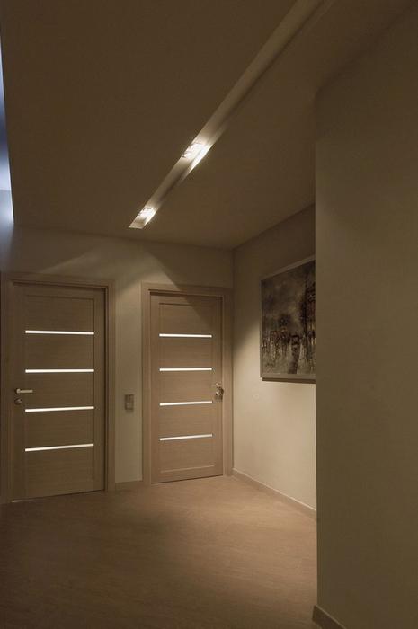 Квартира. холл из проекта , фото №24410