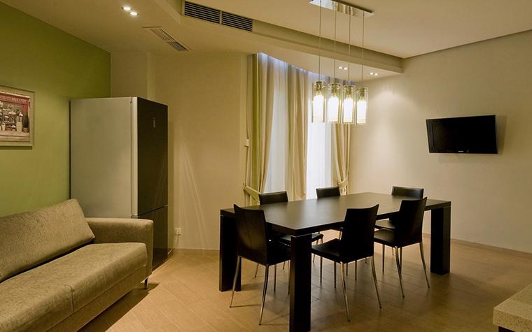Квартира. кухня из проекта , фото №24402