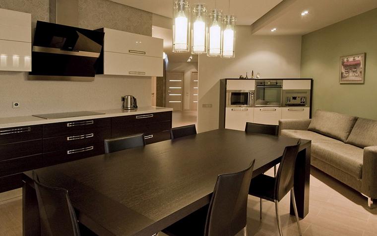 Квартира. кухня из проекта , фото №24403