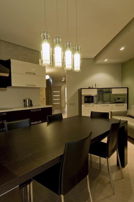 Квартира. кухня из проекта , фото №24406