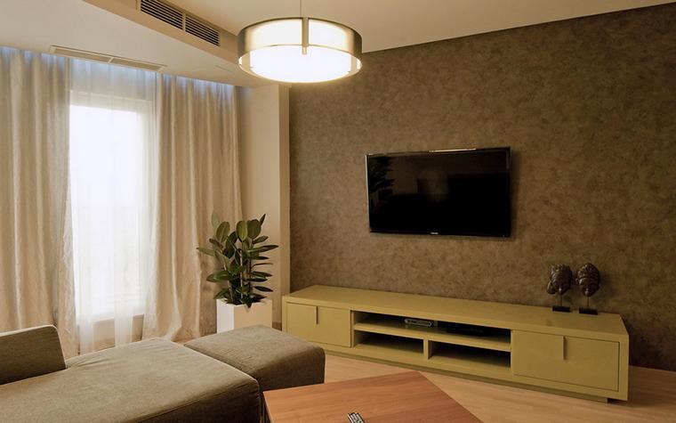 Квартира. гостиная из проекта , фото №24390