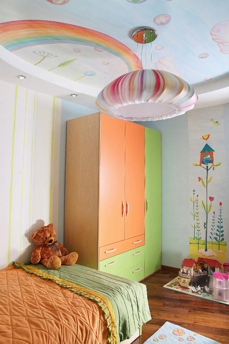 Фото № 24427 детская  Квартира