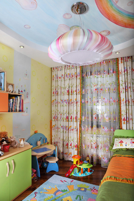 Фото № 24428 детская  Квартира