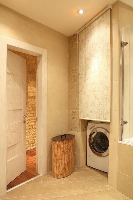 Квартира. ванная из проекта , фото №24436