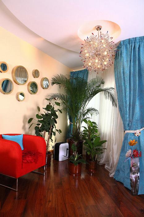 Квартира. гостиная из проекта , фото №24418