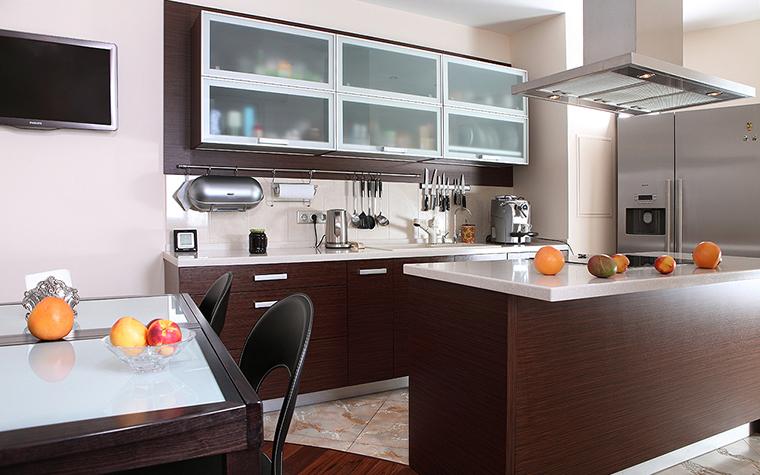Квартира. кухня из проекта , фото №24438