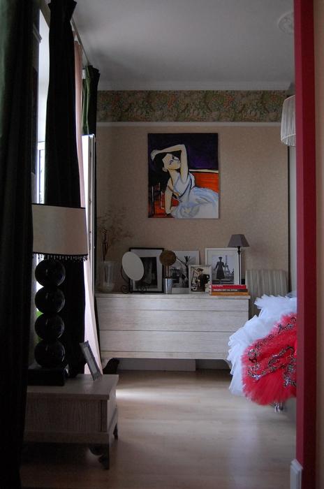 Фото № 24482 спальня  Квартира