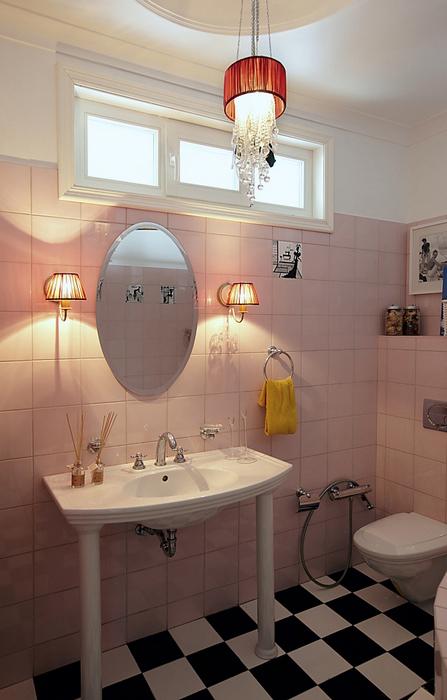 Фото № 24478 ванная  Квартира