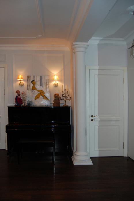 Фото № 24474 гостиная  Квартира