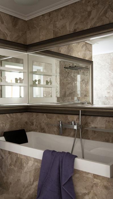 Квартира. ванная из проекта , фото №24630