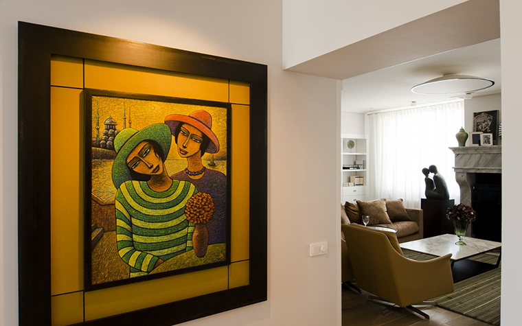 Квартира. детали из проекта , фото №24646