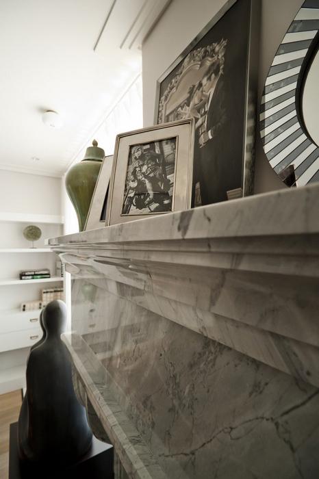 интерьер гостиной - фото № 24594