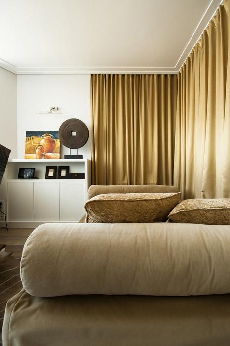 Квартира. кабинет из проекта , фото №24608