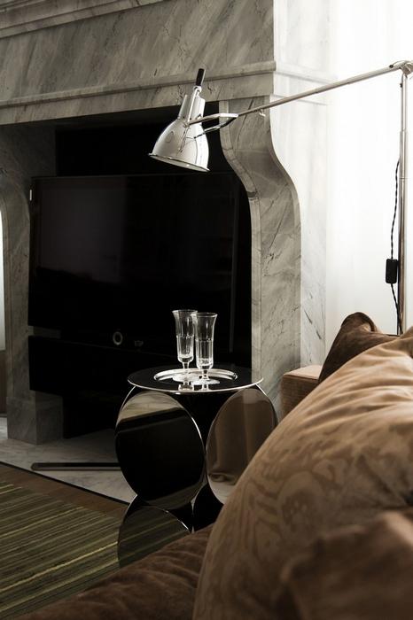 интерьер гостиной - фото № 24602