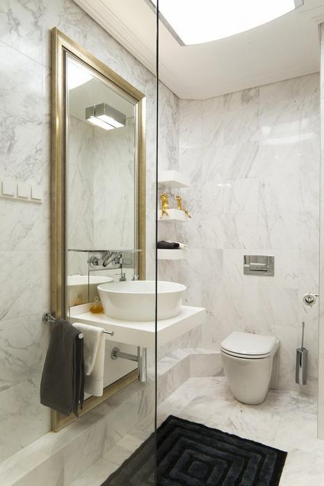 интерьер ванной - фото № 24625