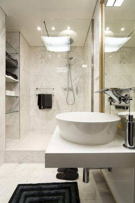 интерьер ванной - фото № 24626
