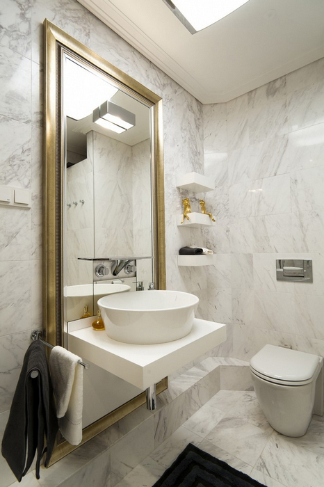 интерьер ванной - фото № 24627