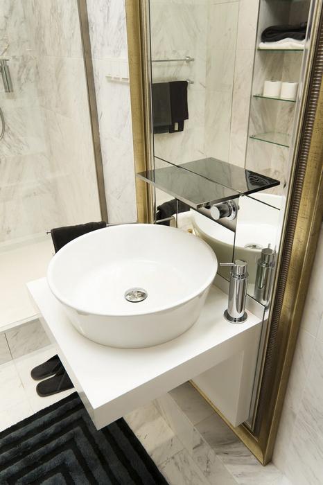 интерьер ванной - фото № 24628