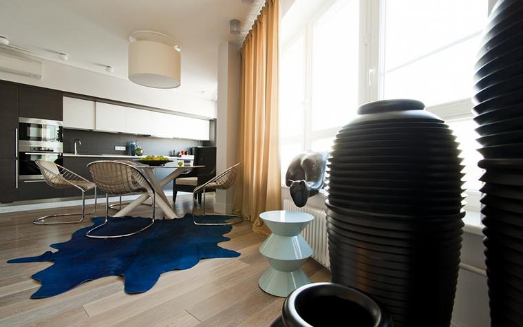 Квартира. кухня из проекта , фото №24619