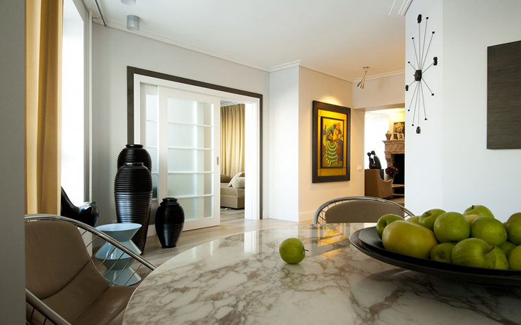 Фото № 24621 кухня  Квартира
