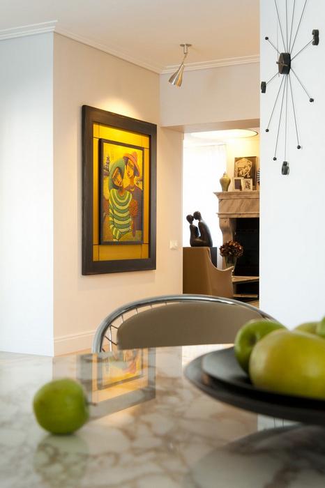 Квартира. кухня из проекта , фото №24622