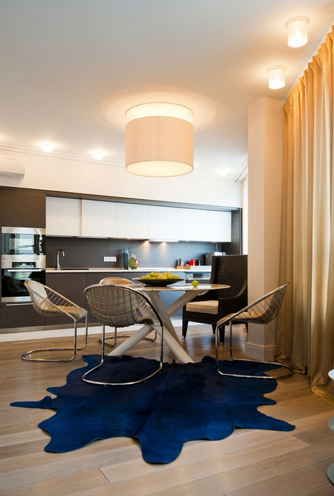 Квартира. кухня из проекта , фото №24623