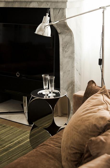 интерьер гостиной - фото № 24586