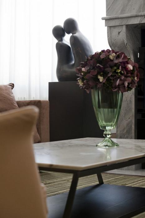 интерьер гостиной - фото № 24587
