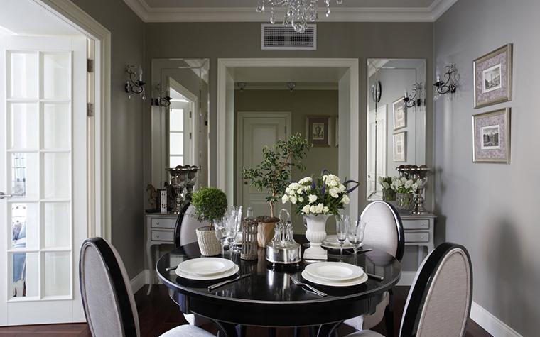 интерьер столовой - фото № 24655