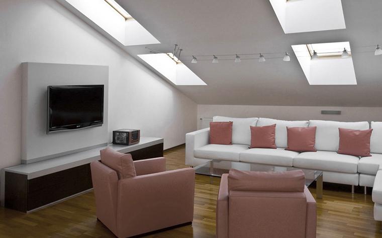Квартира. гостиная из проекта , фото №24990