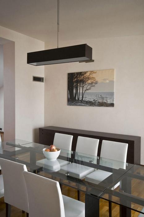 Квартира. столовая из проекта , фото №24994